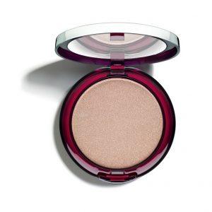 highlighter powder compact Artdeco