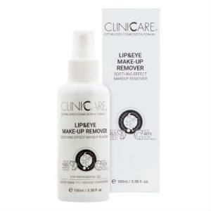 sensitive Lip & Eye Makeup Remover Clinicare